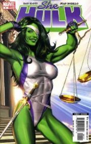 She-Hulk Comics (2005 Series)